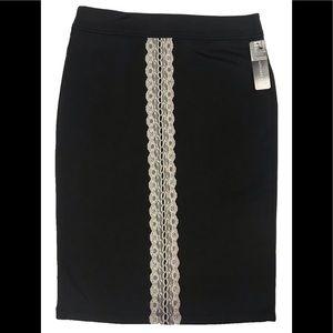 Soho pencil skirt